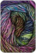 Noro Silk Garden Yarn - Rainbow (# 87)