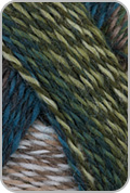 Schoppel Wolle Zauberball Crazy Yarn - Teal/ Olive/ Beige/ Brown (# 2250)