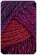 Schoppel Wolle Zauberball Crazy Yarn - Magenta/ Purple/ Red (# 2095)