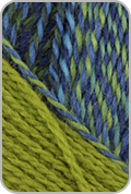 Schoppel Wolle Zauberball Crazy Yarn - Blues/ Greens (# 2136)