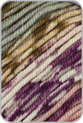 Schoppel Wolle Ambiente Yarn - Plum/ Brown/ Pink/ Grey (# 1862)