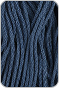 Tahki Yarns Cotton Classic Yarn - Dark Bright Blue (# 3870)