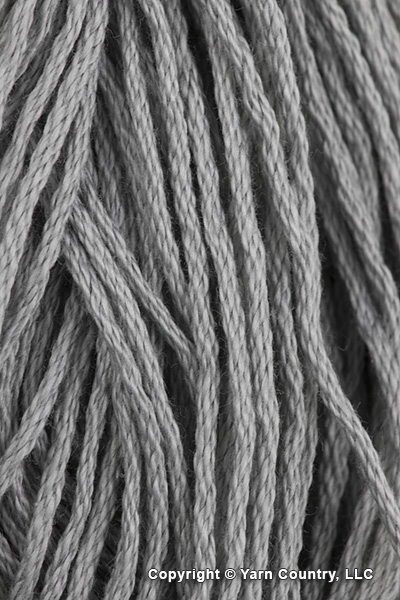 Tahki Yarns Cotton Classic Yarn - Steel Grey (#3004)