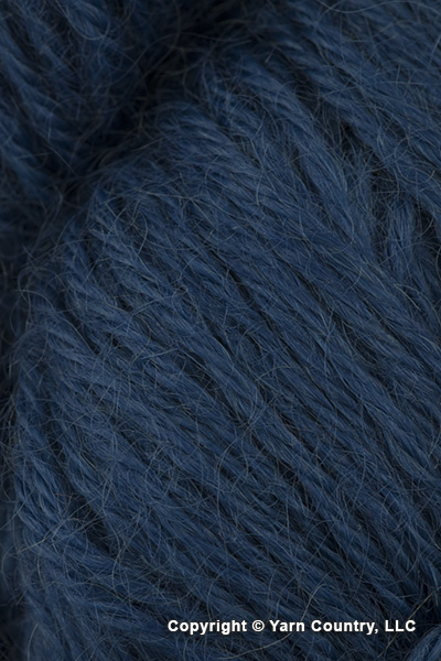 West Yorkshire Spinners Wensleydale Fleece Gems Yarn - Cobalt (# 155)