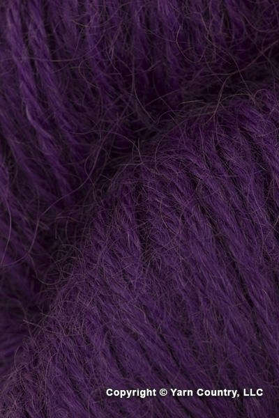 West Yorkshire Spinners Wensleydale Fleece Gems Yarn - Amethyst (# 776)