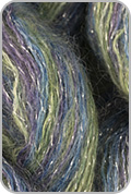 Artyarns Silk Mohair Glitter Yarn - Magic River/ Silver (# 123)