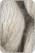 Artyarns Silk Mohair Glitter Yarn - Feather/ Silver (# 505)