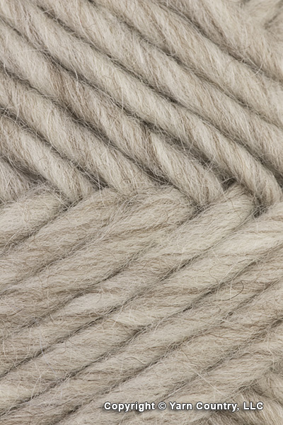Brown Sheep Lambs Pride Bulky Yarn - Sandy Heather (# 01)