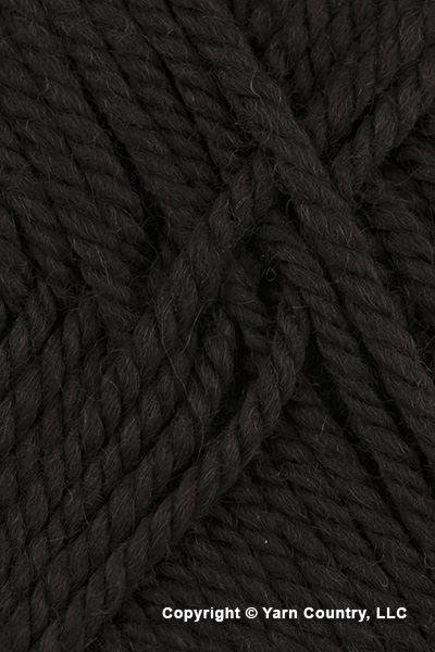 Ewe Ewe Wooly Worsted Yarn - Chocolate (# 95)