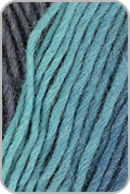 Plymouth Gina Yarn - Blue/ Turquoise (# 21)