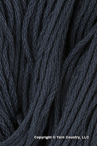 Tahki Yarns Cotton Classic Yarn - Deep Indigo (#3856)