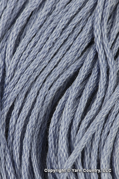 Tahki Yarns Cotton Classic Yarn - Blueberry (#3882)