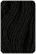 Tahki Yarns Cotton Classic Yarn - Black (#3002)