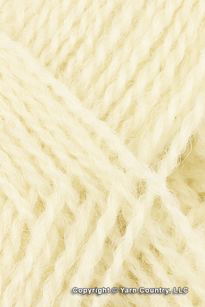 Baa Ram Ewe Pip Colourwork Yarn - White Rose (# 001)