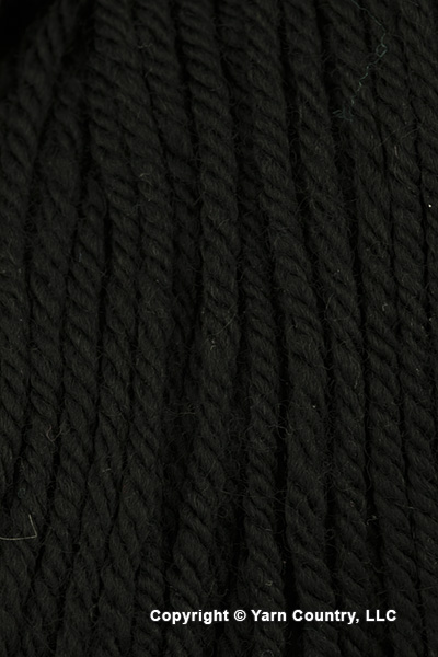 Zitron Feinheit Yarn - Black (# 1607)