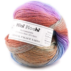Crystal Palace Mini Mochi  Yarn