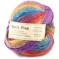 Mochi Plus Yarn <em>by Crystal Palace