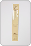 """Crystal Palace 7"""" Star Double Pointed Needles - Size - US 4"""