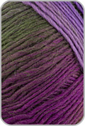 Crystal Palace Mini Mochi  Yarn - Violets Rainbow (# 103)