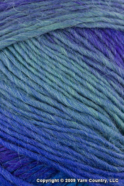 Crystal Palace Mini Mochi Yarn - Neptune Rainbow (# 108)