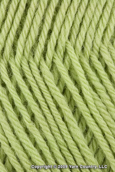 Plymouth Galway Worsted Yarn - Apple Green (# 127)