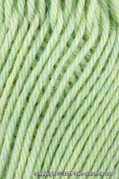 Plymouth Galway Worsted Yarn - Key Lime Heather (# 741)