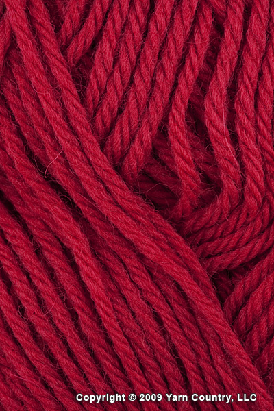 Plymouth Galway Worsted Yarn - Cherry Red (# 044)