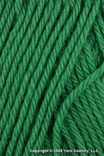 Plymouth Galway Worsted Yarn - Kelly Green (# 017)