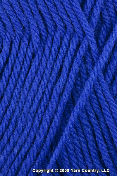 Plymouth Galway Worsted Yarn - Royal Blue (# 011)