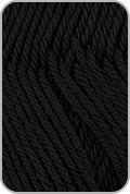 Plymouth  - Galway Worsted - Black (# 009)