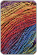 Crystal Palace Mochi Plus Yarn - Tapestry Rainbow (# 555)