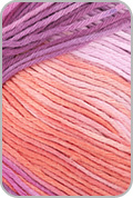 Knit One Crochet Too TY-DY Yarn - Hibiscus (# 265)
