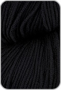 Plymouth Worsted Merino Superwash Yarn - Black (# 002)