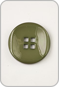 Buttons Etc Buttons Etc Buttons - Large Double Square Button - Olive