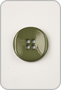 Buttons Etc Buttons Etc Buttons - Small Double Square Button - Olive