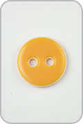 Buttons Etc Buttons Etc Buttons - Lookout Button - Orange