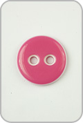 Buttons Etc Buttons Etc Buttons - Lookout Button - Fuchsia