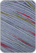 Knit One Crochet Too TY-DY Socks Yarn - Silver Blue (# 6611)