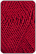 Plymouth Jeannee Worsted Yarn - Bright Red (# 51)
