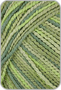 Crystal Palace Cotton Twirl Print Yarn - Spring Green (# 2238)