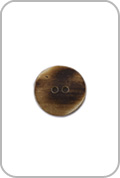 Renaissance Buttons Renaissance Buttons - Burnt Bamboo Button - Small