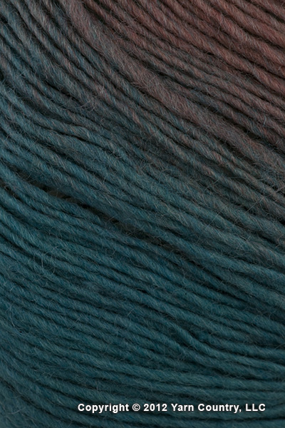 Crystal Palace Mini Mochi Yarn - Copper Turquoise (# 323)