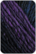 Noro Kureyon Yarn - Black/ Grey/ Blue/ Brown (# 328)