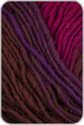 Noro Kureyon Yarn - Hot Pink/ Brown/ Turquoise/ Blue (# 326)