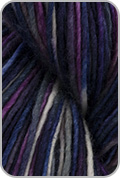 Manos Del Uruguay Manos Silk Blend Print Yarn - Purple Rain (# 3127)