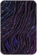 Noro Silk Garden Yarn - Purple/ Black/ Blue/ Violet (# 395)