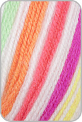 Plymouth Toybox Candy Yarn - Neons (# 576)