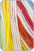 Plymouth Toybox Candy Yarn - Primary (# 532)