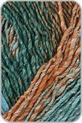 Noro Janome Yarn - Jade/ Orange/ Purple /Black (# 04)