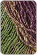 Noro Janome Yarn - Olive/ Brown/ Black /Violet (# 05)